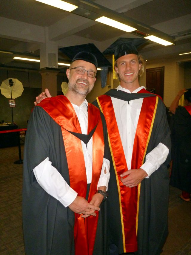 Scott and Thomas
