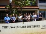 Marine Heat Waves UWA group photo
