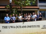 Marine Heat Waves UWA group photo